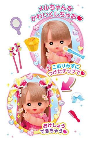 メルちゃん お人形セット メイクアップメルちゃん 期間限定特価品 日本