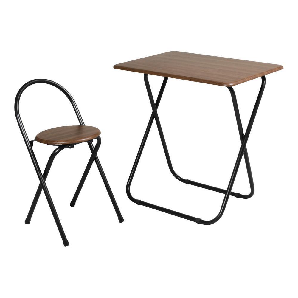 お庭やベランダなどに フォールディングテーブルセット TC-7050PV BR 同梱 セール 日本正規代理店品 代引不可