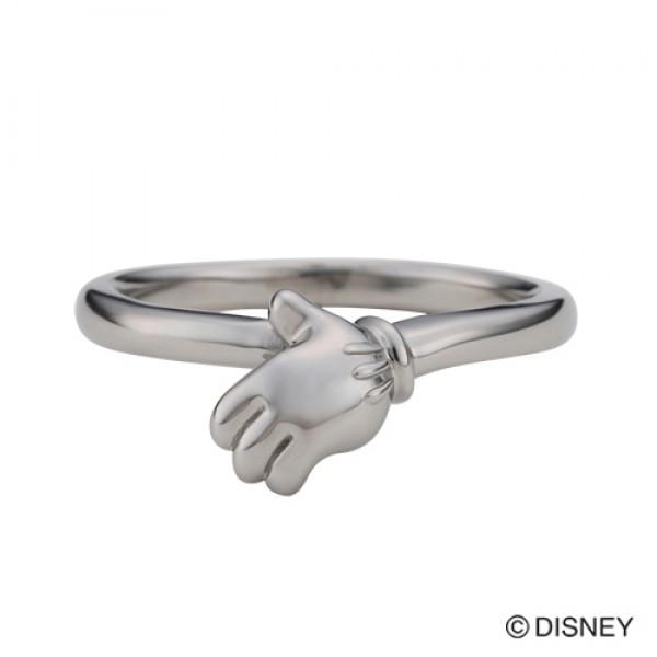 【white clover Disney Series】ディズニー ミッキーマウス ハンドリング&オリジナルBOX付 【楽ギフ_包装選択】