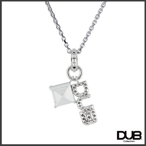 【DUB collection ダブコレクション】Studs DUB Necklace スタッズダブネックレス DUBj-374-1【ユニセックス】【楽ギフ_包装選択】