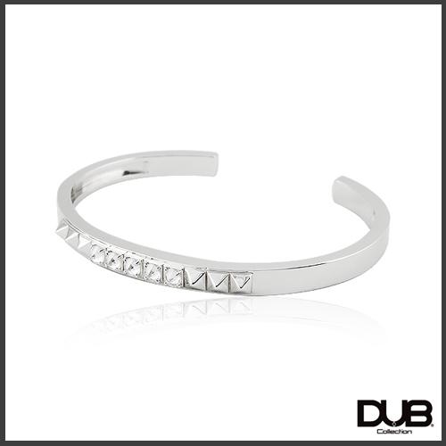 【DUB collection ダブコレクション】Studs Bangle スタッズバングル DUBj-378-1【ユニセックス】【楽ギフ_包装選択】