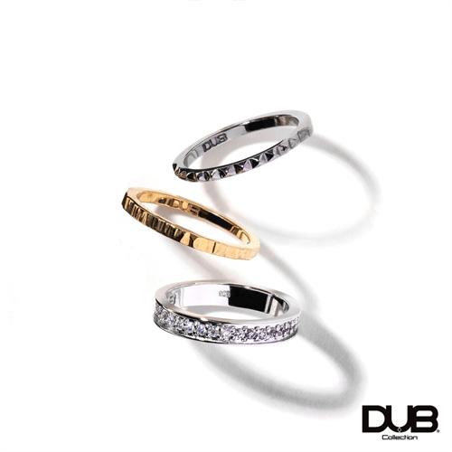【DUB collection ダブコレクション】Trinity Ring トリニティリング DUBj-386-1 【楽ギフ_包装選択】