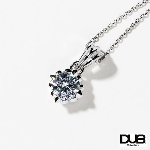 【DUB collection ダブコレクション】1ct Stone Necklace Top DUBj-389-1【ユニセックス】 【楽ギフ_包装選択】