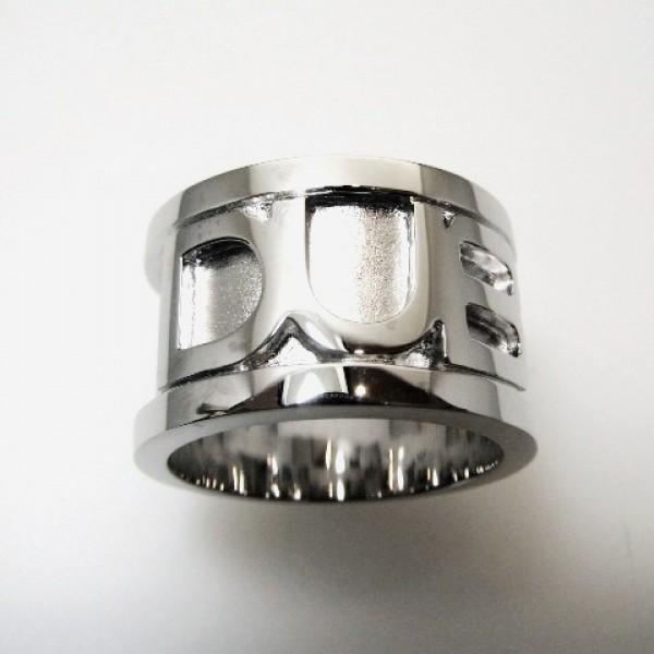 【DUB collection ダブコレクション】 シルバー リング りんぐ 指輪【楽ギフ_包装選択】