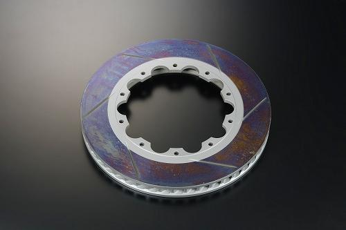 EP3 6-POTキャリパーキット専用 交換用ブレーキローター 右用
