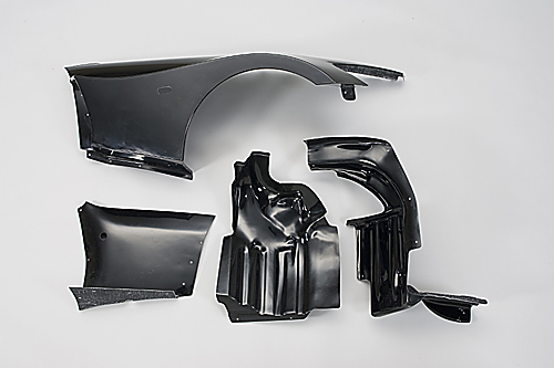 S2000 TYPE-GT フロントワイドフェンダーキット 右