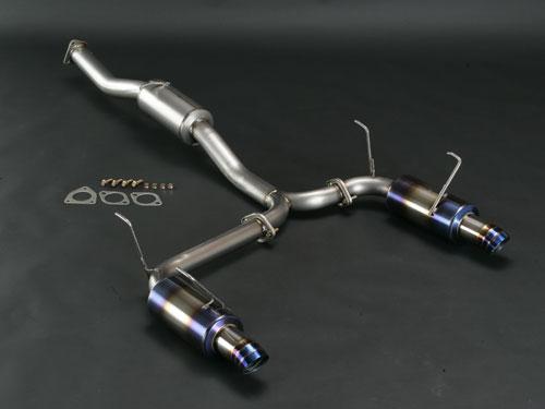 【超お買い得!】 S2000 TYPE-GTエアロキット専用 FX-PROフルチタンマフラー デュアル 70RS, TOTAI:8830abe4 --- coursedive.com
