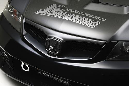 CL7 TYPE-Sバンパー専用 カーボングリル