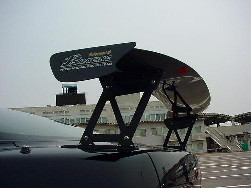 DC2 3D GT-WING WETカーボン TYPE1