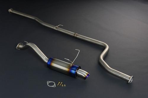 EK9 TYPE-R R304 SUS エキゾーストシステム60RR