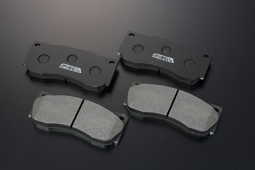 EP3 6-POTキャリパーキット専用 交換用ブレーキパッド