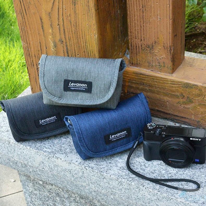 カメラにぴったりフィット保護ケース ポーチ バッグ 日本産 デジタルスチルカメラ用収納 携帯 保護 RX100M7 M6 M5A M4 RX100IV 鞄 M3 かばん ギフト プレゼント IIIデジタルカメラバッグケース VI V RX100VII 送料無料/新品
