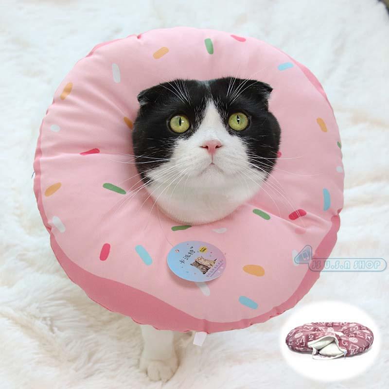 高品質ファスナー式ほどいて洗う可能 超便利 傷口やけがの舐め防止 柔らか素材のカラーで首痛くない ケガや皮膚病にかかった時の傷なめ防止 噛み防止に役立ちます ドーナツ 時間指定不可 エリザベスカラー 猫 日本産 犬 手術後のケア 傷口保護 ソフト ra63126-1 宅配便 傷舐め防止 ネコポス不可 柔らかい軽量介護ヘルスケア術後ウェア首周りサイズ調整 引っ掻き防止