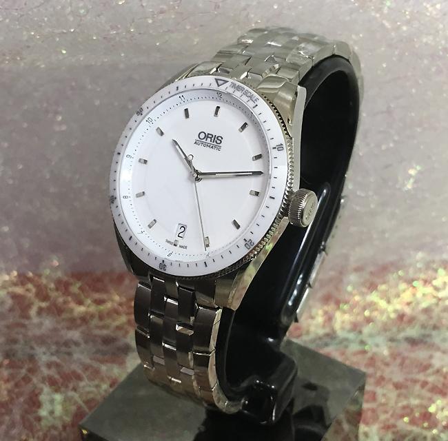 オリスアーティックスGTデイト オリス腕時計 メンズ ウォッチ 733.7671.4156M ギフト 人気 ラッピング無料 あす楽対応 父の日ギフト
