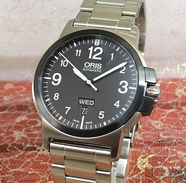 新品 ORIS オリス 腕時計 メンズ ウォッチ BC3 アドバンスド デイデイト 735.7641.4364M ギフト 人気 ラッピング無料 国内正規3年保証 あす楽対応