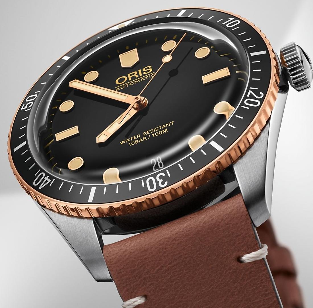 オリスジャパン正規3年保証 ORIS オリス腕時計 メンズ ウォッチ ダイバーズ65 733.7707.4354F 自動巻き ダイバーズウオッチ ギフト 人気 ラッピング無料 国内正規3年保証 あす楽対応