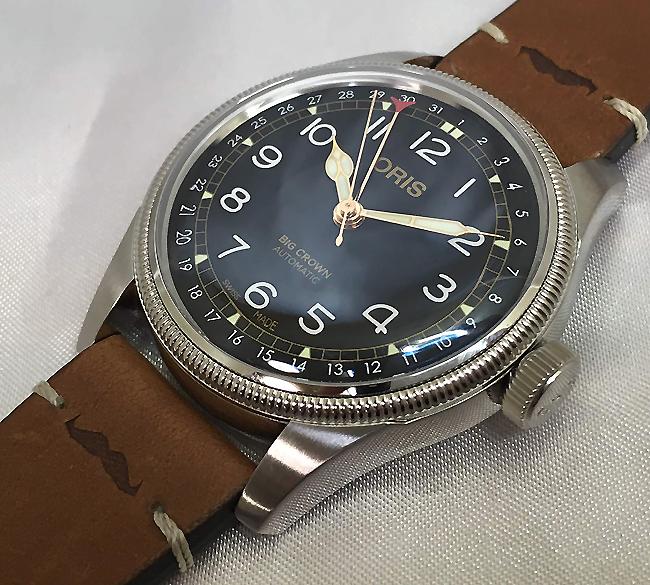 新品 ORIS オリス 腕時計 メンズ ウォッチ ビッククラウンポインターデイト モーメンバー エディションMovember Edition 754.7741.4037F 自動巻き ギフト 人気 ラッピング無料 国内正規3年保証