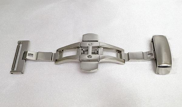 【トリプル割でお買い得】Dバックル CASSIS カシス プッシュ式両面開き3個組