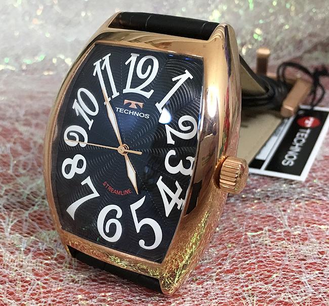 テクノス メンズウォッチ TECHNOS テクノスギフト ラッピング無料 送料無料新品腕時計 T4460PH