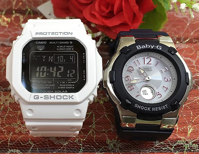 Gショック ペア G-SHOCK BABY-G ペアウォッチ ペア腕時計 カシオ 2本セット gショック ベビーg デジタル アナデジ GW-M5610MD-7JF BGA-1100-2BJF 人気 ラッピング無料 あす楽対応 クリスマスプレゼント