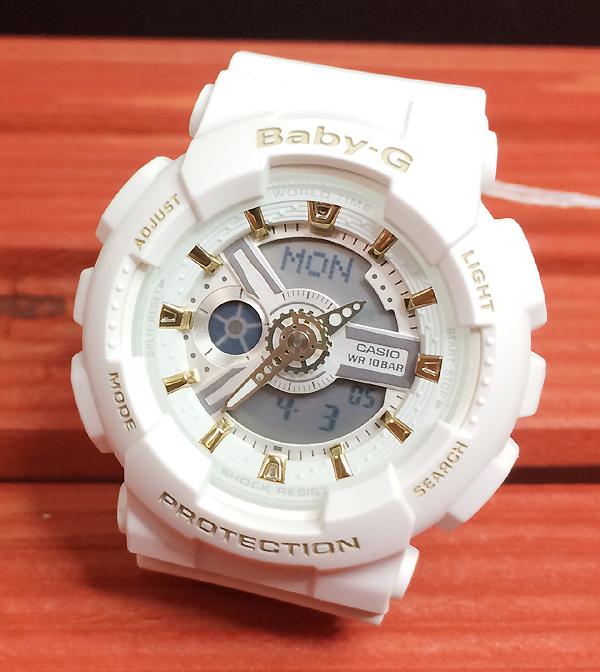 BABY-G ベビーg アナデジ BA-110GA-7A1JF プレゼント 腕時計 ギフト 人気 ラッピング無料 愛の証 感謝の気持ち baby-g 国内正規品 新品 メッセージカード手書きします あす楽対応 クリスマスプレゼント