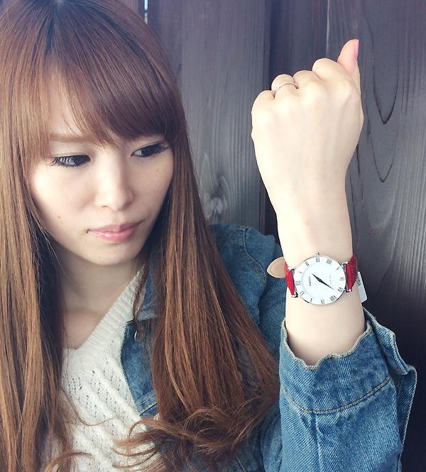 ジョウィサ レディス腕時計 roma ユーロパッション EURO PASSION 2.201.L 男女兼用 プレゼント ギフト あす楽対応 ママ割り