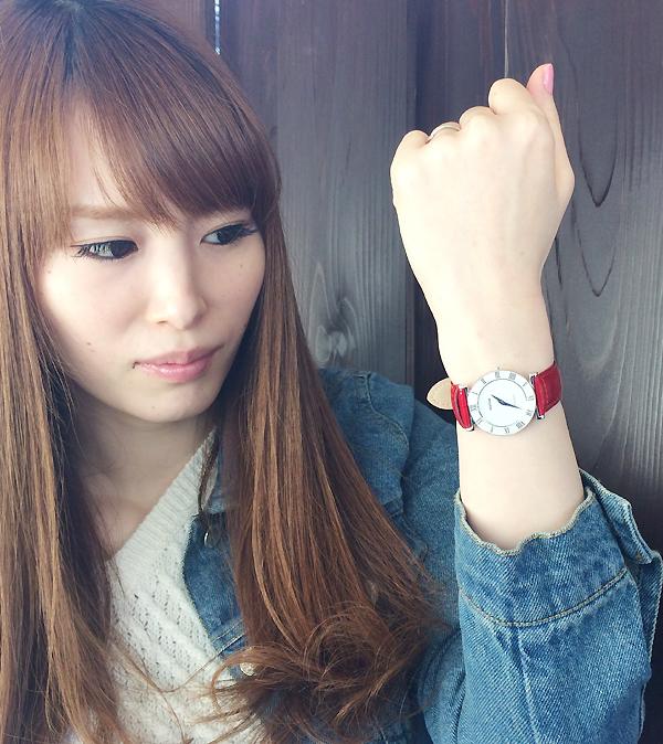 ジョウィサ レディス腕時計 roma ユーロパッション EURO PASSION 2.201.M プレゼント ギフト あす楽対応 ママ割り