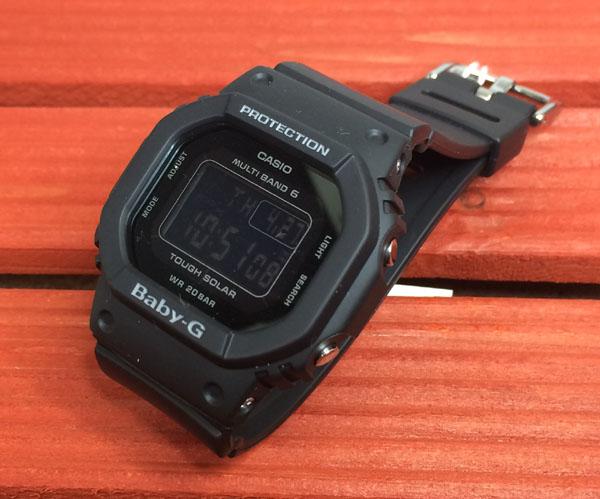 BABY-G カシオ ブラック 黒 BGD-5000MD-1JF 電波ソーラー人気モデル プレゼント腕時計 ギフト 人気 ラッピング無料愛の証 感謝の気持ち baby-g 国内正規品 新品 メッセージカード手書きします あす楽対応 クリスマスプレゼント