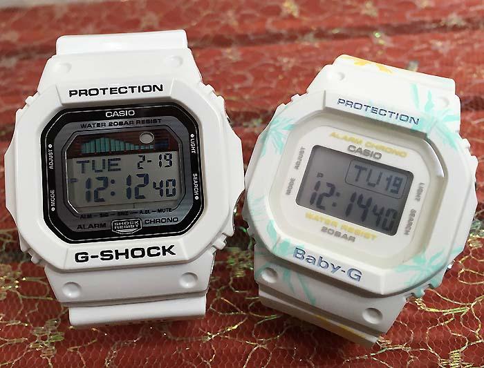 恋人たちのGショック ペアウオッチ G-SHOCK BABY-G ペア腕時計 カシオ 2本セット gショック ベビーg GLX-5600-7JF BGD-560CF-7JF デジタル人気 ラッピング無料g-shock クリスマスプレゼント