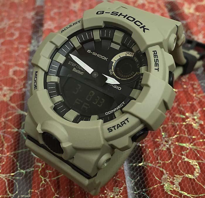 カシオ CASIO 腕時計 G-SHOCK ジーショック G-SQUAD Bluetooth 搭載 GBA-800UC-5AJFメンズプレゼント 腕時計 ギフト 人気 ラッピング無料 愛の証 感謝の気持ち g-shock あす楽対応 クリスマスプレゼント