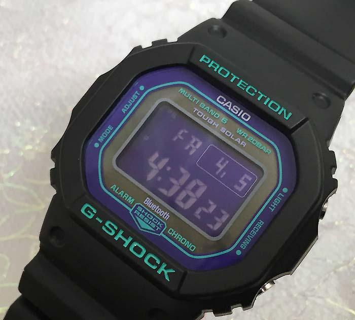 国内正規品 新品 Gショック G-SHOCK カシオ メンズウオッチ gショック デジタル 流通限定モデル GW-B5600BL-1JF プレゼント 腕時計 ギフト 人気 ラッピング無料 電波ソーラー g-shock メッセージカード手書きします あす楽対応 クリスマスプレゼント