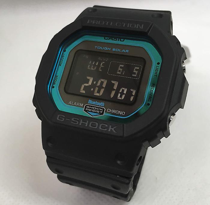 国内正規品 新品 G-SHOCK カシオ メンズウオッチ gショック 電波時計 Bluetooth搭載 GW-B5600-2JF プレゼント 電波ソーラー 腕時計 ギフト 人気 ラッピング無料 愛の証 感謝の気持ち g-shock あす楽対応 クリスマスプレゼント