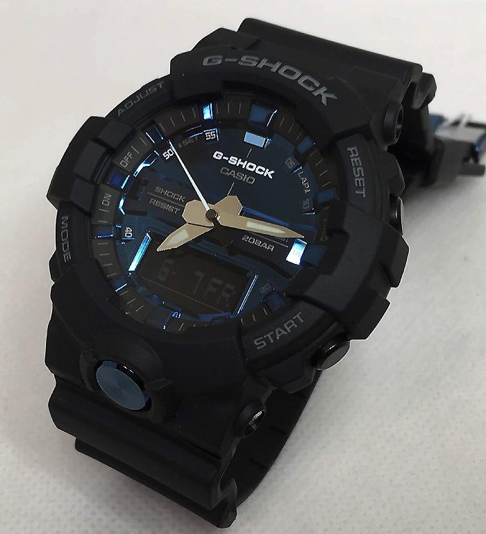 国内正規品 G-SHOCK カシオ メンズウオッチ gショック クロノグラフ GA-810MMB-1A2JFプレゼント 腕時計 ギフト 人気 ラッピング無料 愛の証 感謝の気持ち g-shock あす楽対応 クリスマスプレゼント