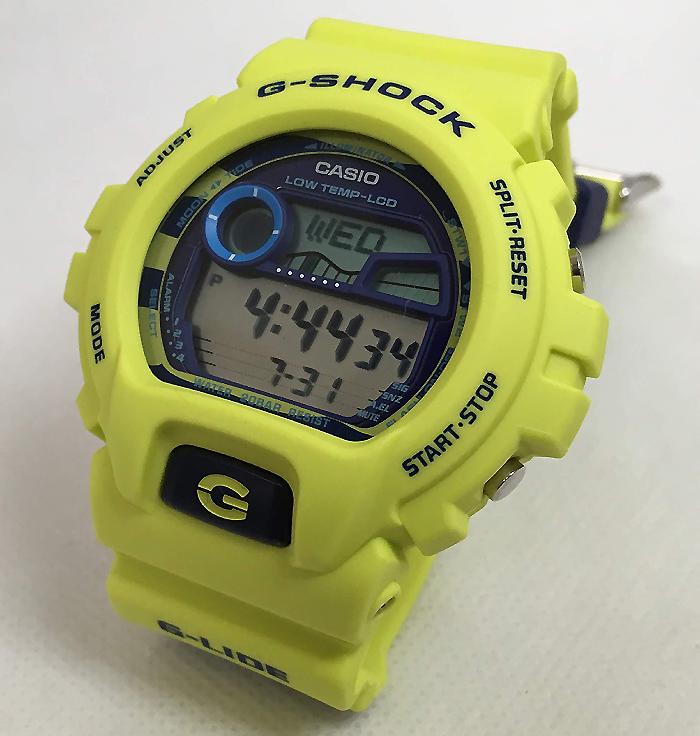 国内正規品 新品 Gショック G-SHOCK カシオ メンズウオッチ gショック アナデジ GLX-6900SS-9JFプレゼント 腕時計 ギフト 人気 ラッピング無料 愛の証 感謝の気持ち g-shock メッセージカード手書きします あす楽対応