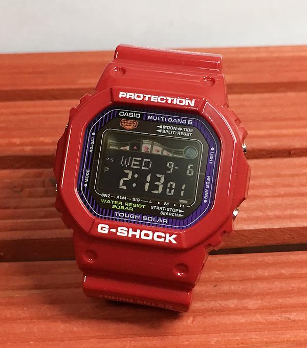 Gショック G-SHOCK カシオ メンズウオッチ gショック GWX-5600C-4JF 電波ソーラー 大人のG-SHOCK G-LIDE プレゼント 腕時計 ギフト 人気 ラッピング無料 感謝の気持ち g-shock メッセージカード手書きします あす楽対応 クリスマスプレゼント