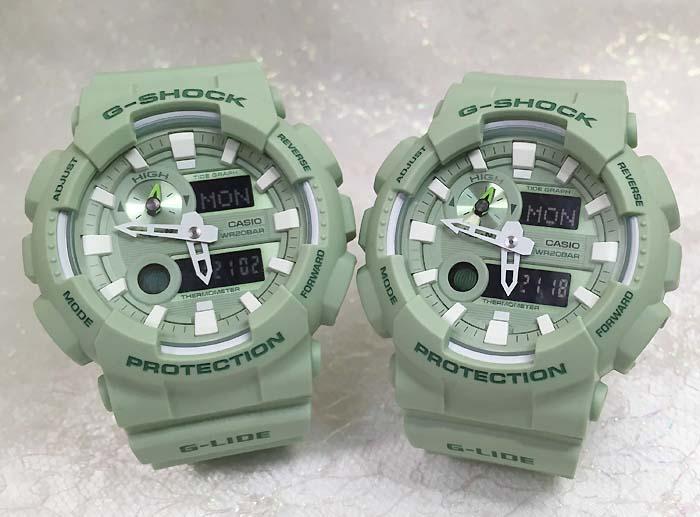 恋人たちのGショックペアウオッチG-SHOCK BABY-G 腕時計 カシオ 2本セット gショック GAX-100CSA-3AJF GAX-100CSA-3AJF 人気 ラッピング無料 g-shock あす楽対応 クリスマスプレゼント