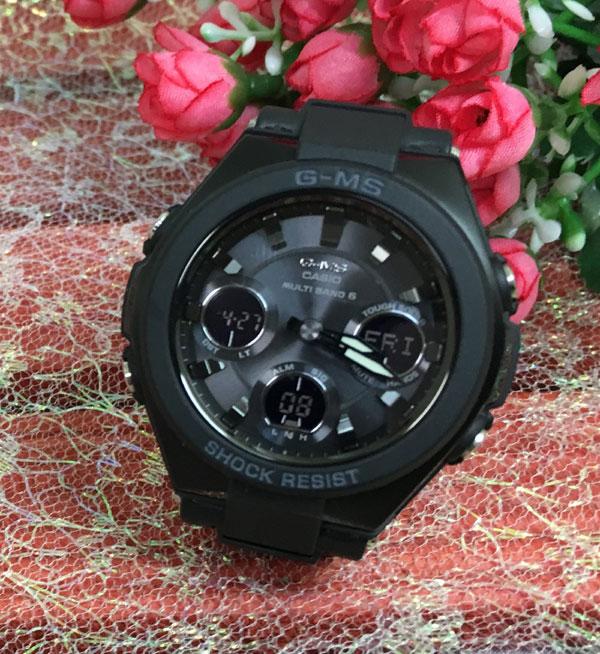 BABY-G カシオ MSG-W100G-1AJF ソーラー電波 プレゼント腕時計 ギフト 人気 ラッピング無料 愛の証 感謝の気持ち baby-g 国内正規品 新品 あす楽対応 クリスマスプレゼント ほんのり好きでいてください