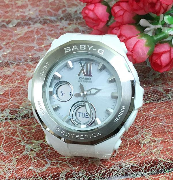 BABY-G BABY-G カシオ BGA-2200-7BJF ソーラー電波 プレゼント 腕時計 ギフト 人気 ラッピング無料 愛の証 感謝の気持ち baby-g 国内正規品 新品 メッセージカード手書きします あす楽対応