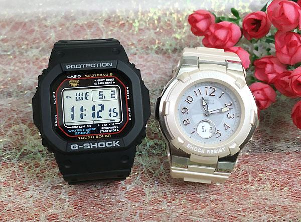 Gショック ペア G-SHOCK BABY-G ペアウォッチ ペア腕時計 カシオ 2本セット gショック ベビーg デジタル アナデジ GW-M5610-1JF BGA-1100-4BJF 人気 ラッピング無料 あす楽対応 クリスマスプレゼント