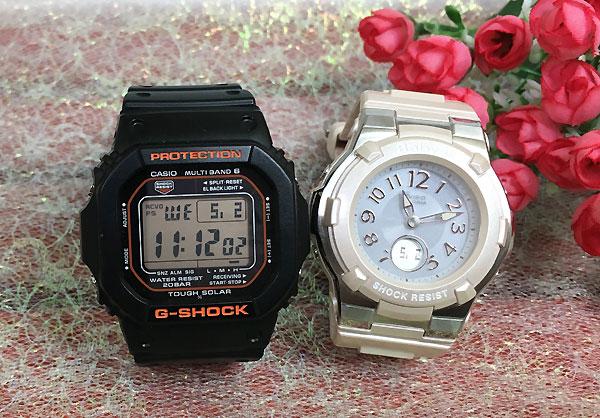 Gショック ペア G-SHOCK BABY-G ペアウォッチ ペア腕時計 カシオ 2本セット gショック ベビーg デジタル アナデジ GW-M5610R-1JF BGA-1100-4BJF 人気 ラッピング無料 あす楽対応 クリスマスプレゼント