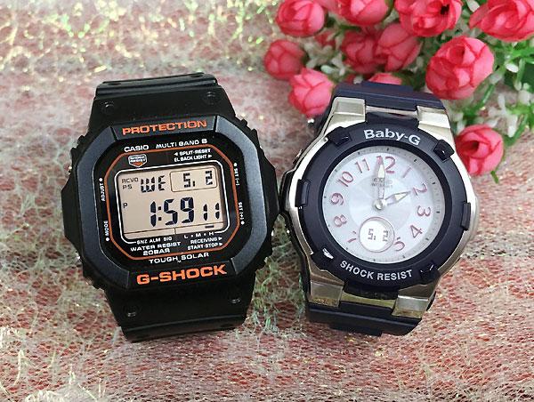 Gショック ペア G-SHOCK BABY-G ペアウォッチ ペア腕時計 カシオ 2本セット gショック ベビーg デジタル アナデジ GW-M5610R-1JF BGA-1100-2BJF 人気 ラッピング無料 あす楽対応 クリスマスプレゼント