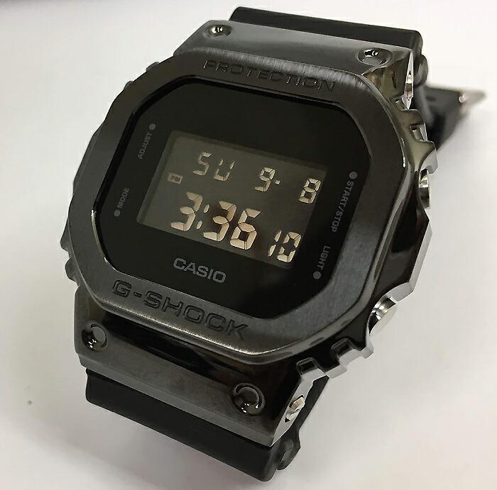 国内正規品 絶品 送料無料 あす楽 CASIO ジーショック ベビージー 記念日 誕生日gショック カシオ スピードモデル 限定モデル GM-5600B-1JF ストアー Newモデルブラック反転液晶 ステンレスベゼル採用 G-SHOCK 腕時計 メンズ腕時計