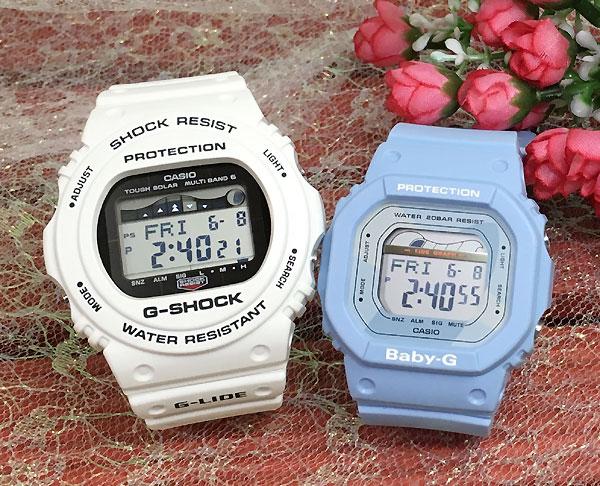 恋人たちのGショック ペアウオッチ G-SHOCK ペア腕時計 カシオ GWX-5700CS-7JF BLX-560-2JFプレゼント ギフト ラッピング無料 メッセージカード g-shock あす楽対応 クリスマスプレゼント