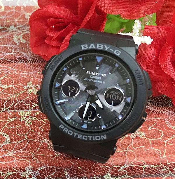 BABY-G カシオ BGA-2500-1AJF ソーラー電波 プレゼント腕時計 ギフト 人気 ラッピング無料 愛の証 感謝の気持ち baby-g 国内正規品 新品 メッセージカード手書きします あす楽対応 クリスマスプレゼント