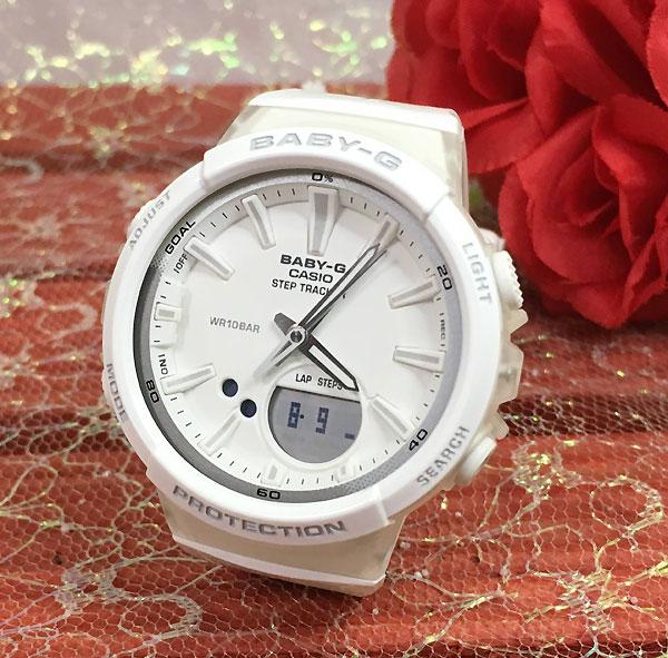 スーパーセール期間限定 BABY-G カシオ BGS-100-7A1JF クオーツ プレゼント腕時計 ギフト 人気 ラッピング無料 愛の証 感謝の気持ち baby-g 国内正規品 新品 メッセージカード手書きします あす楽対応 クリスマスプレゼント