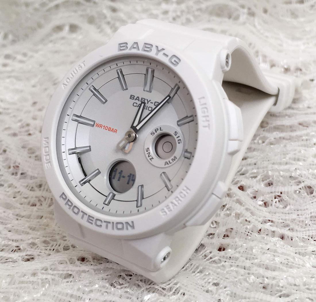 BABY-G カシオ BGA-255-7AJF クオーツ プレゼント腕時計 ギフト 人気 ラッピング無料 愛の証 感謝の気持ち baby-g 国内正規品 新品 メッセージカード手書きします あす楽対応 クリスマスプレゼント