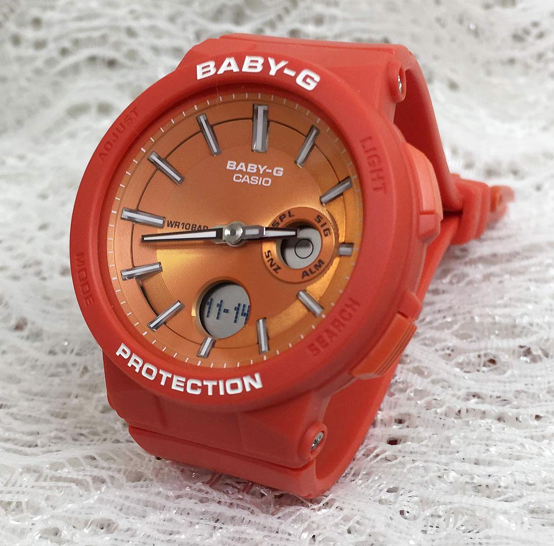 BABY-G カシオ BGA-255-4AJF クオーツ プレゼント腕時計 ギフト 人気 ラッピング無料 愛の証 感謝の気持ち baby-g 国内正規品 新品 メッセージカード手書きします あす楽対応