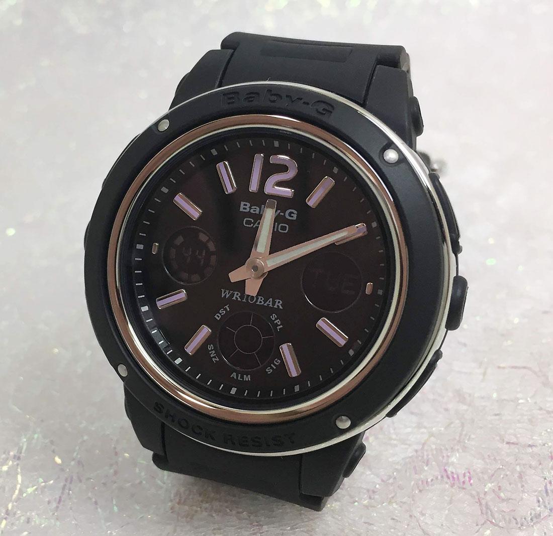 BABY-G カシオ BGA-150-1BJF プレゼント腕時計 ギフト 人気 ラッピング無料 愛の証 感謝の気持ち baby-g 国内正規品 新品 あす楽対応 ほんのり好きでいてください