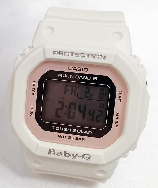 電池交換不要 時間がくるわない 好きだよ かわいいね CASIO ジーショック ベビージー 記念日 誕生日 G-SQUAD ママ割り BABY-G 爆安 カシオ あす楽対応 国内正規品 ギフト プレゼント腕時計 ラッピング無料 人気 BGD-5000-7DJF 手書きのメッセージカードお付けします 感謝の気持ち 愛の証 贈り物 新品 baby-g 電波ソーラー