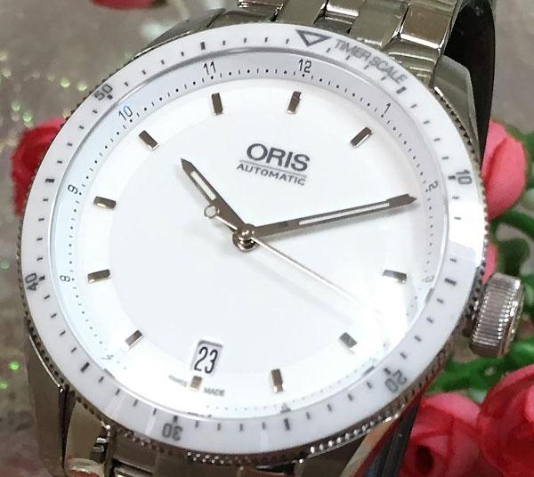 オリス 腕時計 メンズ ウォッチ アーティックスGTデイト 733.7671.4156M ギフト 人気 ラッピング無料 国内正規3年保証
